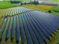 Planta solar de Amazon en España