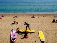 Playa de la Barceloneta - BI