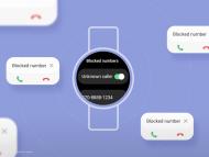Primeros detalles de One UI Watch