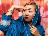 Refugiada participante en la campaña de Hootsuite 1000 Dreams