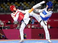 Adriana Cerezo en los Juegos Olímpicos