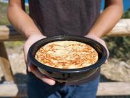 Aldi tiene la sartén ideal para que incluso los más patosos borden la tortilla de patatas
