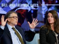 Bill y Melinda French Gates