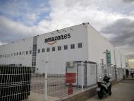 Centro de Amazon en San Fernando de Henares