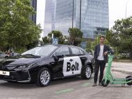 Daniel José Georges, director de Operaciones para VTCs y Taxis de Bolt, en Madrid