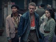 Un fotograma de la serie 'Los Irregulares' de Netflix