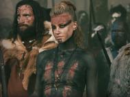 frame de la serie alemana Barbarians