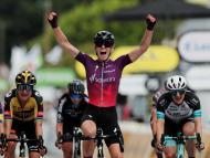 Una imagen del Tour de Francia