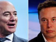 """Jeff Bezos ofrece cubrir miles de millones en costes si la NASA remedia su """"error"""" y da a Blue Origin la oportunidad de competir de nuevo con SpaceX por un contrato para aterrizar en la Luna"""