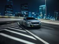 longform Peugeot 508 PSE: pioneros del alto rendimiento