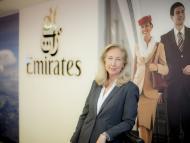 Monika White, directora general de Emirates para España.