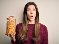 Pasta en chips, la última receta viral de TikTok que arrasa