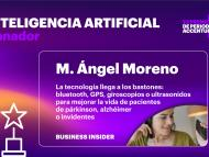 Premio Accenture Periodismo Miguel Ángel Moreno