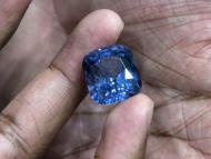 """Ratnapura, que significa """"ciudad de las gemas"""" en cingalés y tamil, es donde se encontró el 'zafiro serendipia'."""