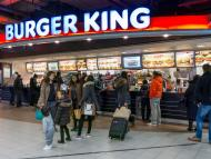 Restaurante de Burger King