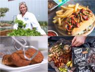 Startups de carne falsa