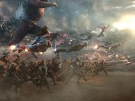 Vengadores Endgame batalla final