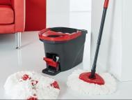Los 3 nuevos productos de Lidl para que limpiar la casa sea más fácil y rápido (y que te permitirán jubilar tu fregona tradicional)