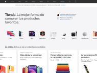 Apple store diseño nuevo