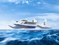 Barco-avión de RDC Aqualines