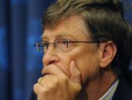Bill Gates en una conferencia sobre salud mundial organizada por las Naciones Unidas el 25 de septiembre de 2008, en Nueva York.