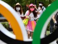 Coronavirus en los Juegos Olímpicos de Tokio 2020
