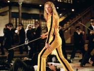Escena Kill Bill de Quentin Tarantino