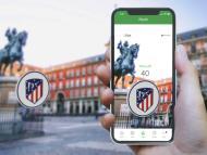 Fan token del Atlético de Madrid.