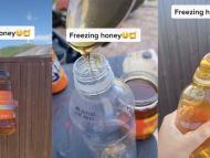 Frozen Honey
