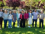 El grupo de investigación FOSCH de la Universidad Autónoma de Madrid.