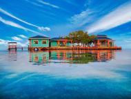 Isla privada anunciada en Airbnb
