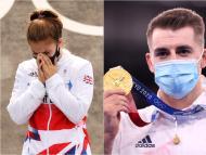 Medallistas olímpicos Tokio 2021