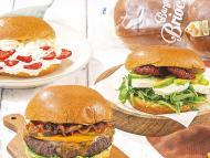 Pan brioche de Mercadona para hamburguesas