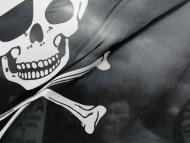 Piratería digital.