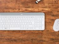 ratón y teclado inalámbricos Logitech