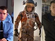 Las 18 mejores películas protagonizadas por Matt Damon ordenadas de peor a mejor
