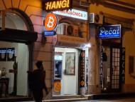 Una casa de cambio de bitcoins en Zagreb
