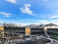 climeworks carbon capture plant orca iceland
