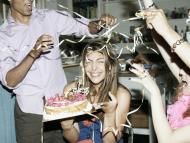 Cumpleaños de una chica