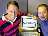 Elon Musk Peter Thiel PayPal