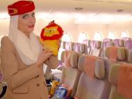 Emirates presenta su app de RV para ver el A380