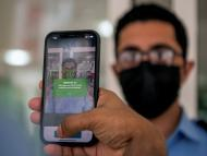 Una herramienta digital que usa IA para detectar contagios por coronavirus.