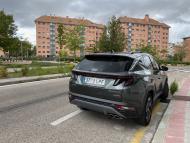 Hyundai Tucson la prueba de Business Insider