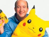 Jeff Bezos en una fotografía de archivo