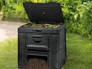 Keter - Compostador e-composter