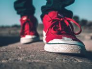 Lazos de las zapatillas