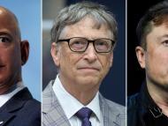 Líderes de empresas