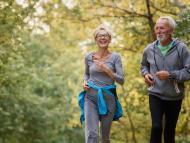 personas caminando, ejercicio