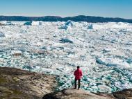 Un turista en Groenlandia