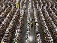 Amazon almacén